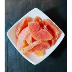 Aszalt papaya szeletek