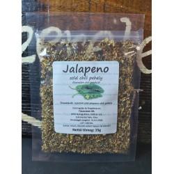 Jalapeno, zöld chili pehely