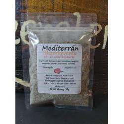 Mediterrán fűszerkeverék