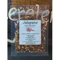 Jalapeno, piros chili pehely