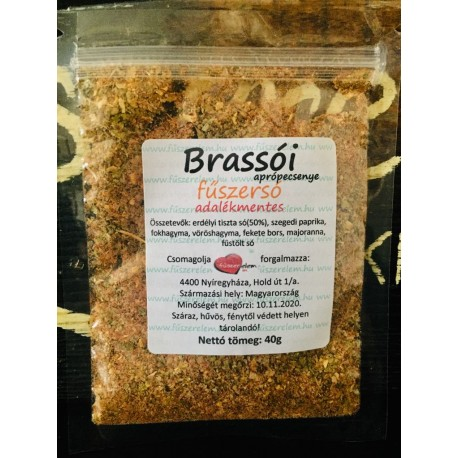 Brassói aprópecsenye fűszersó