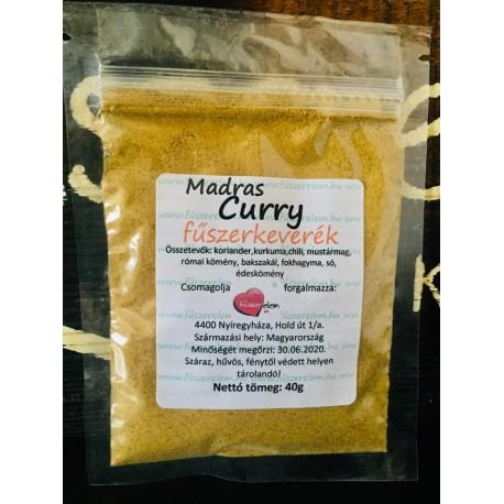 Madras curry fűszerkeverék