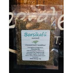 Borsikafű