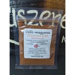 Csilis-magyaros fűszerkeverék